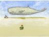 飛行船がとどまるのはわずかな時間 乗り遅れないように走れ、走れ!